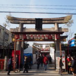 京都ゑびす神社の十日ゑびす大祭(初ゑびす)で商売繁盛の祈願