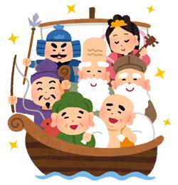 七福神イメージ