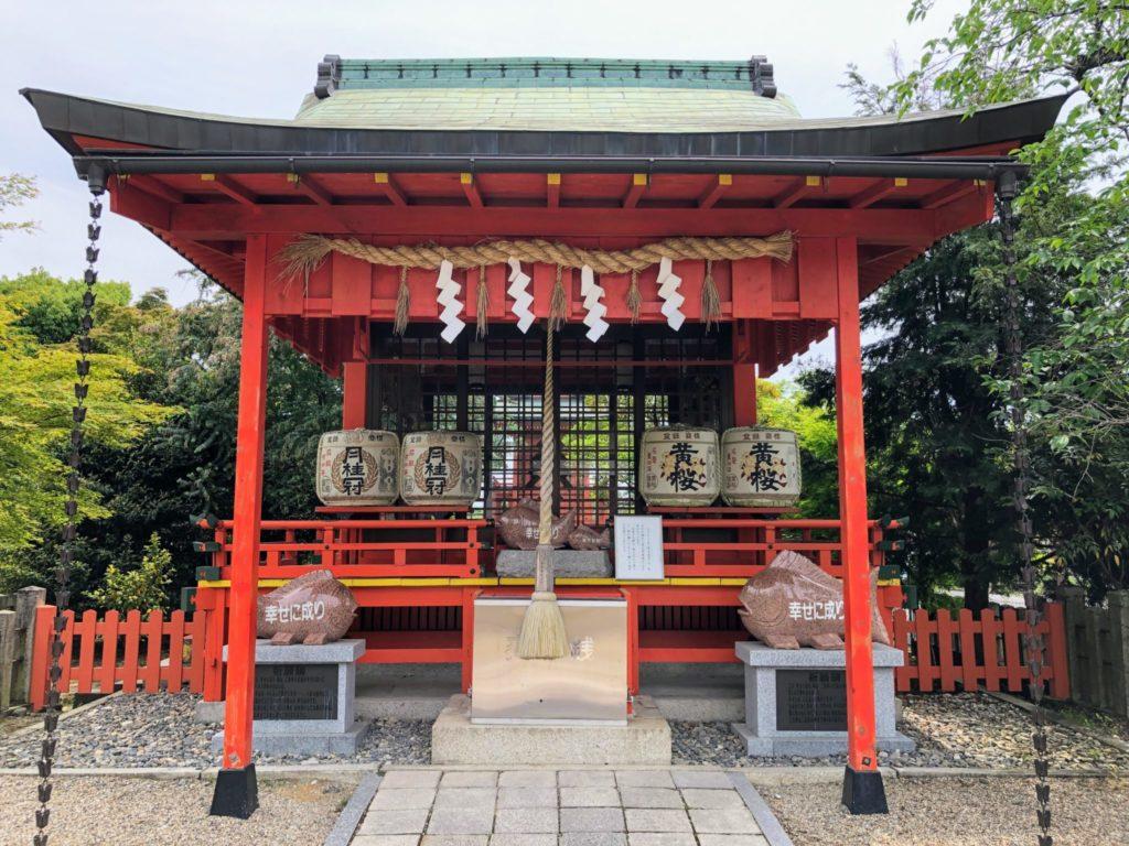 山城ゑびす神社