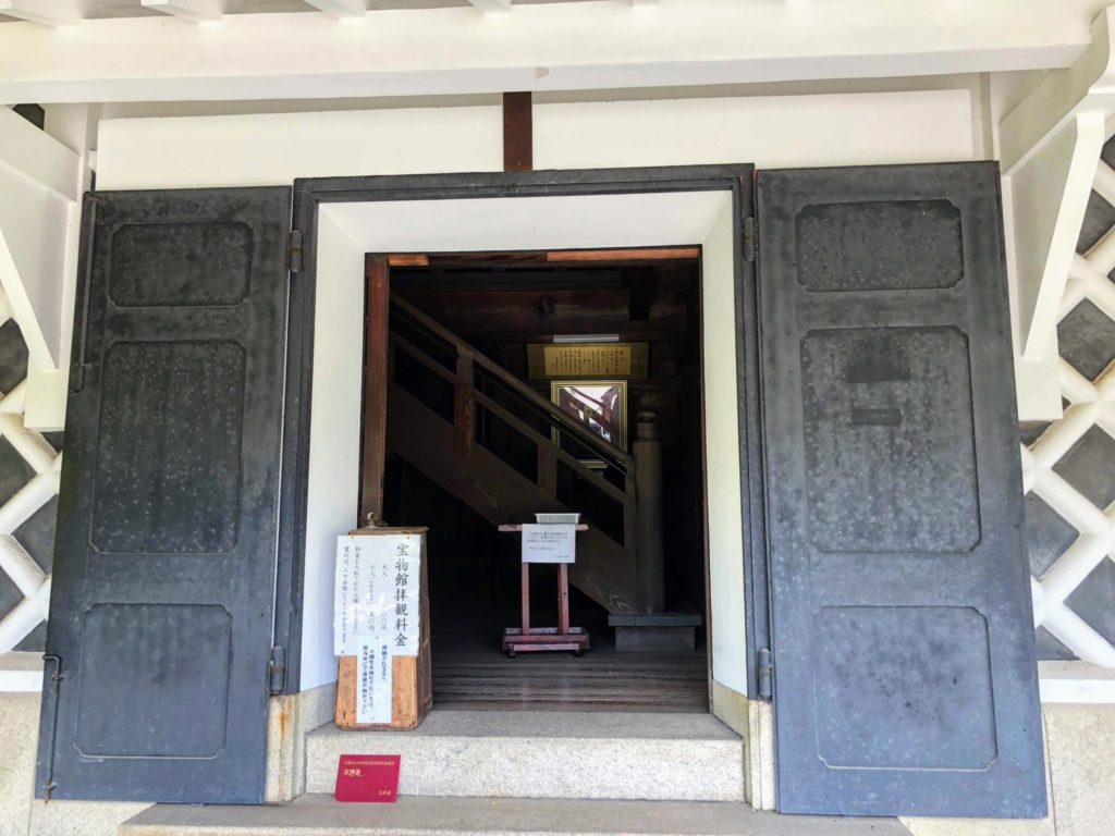 乃木大将の宝物館