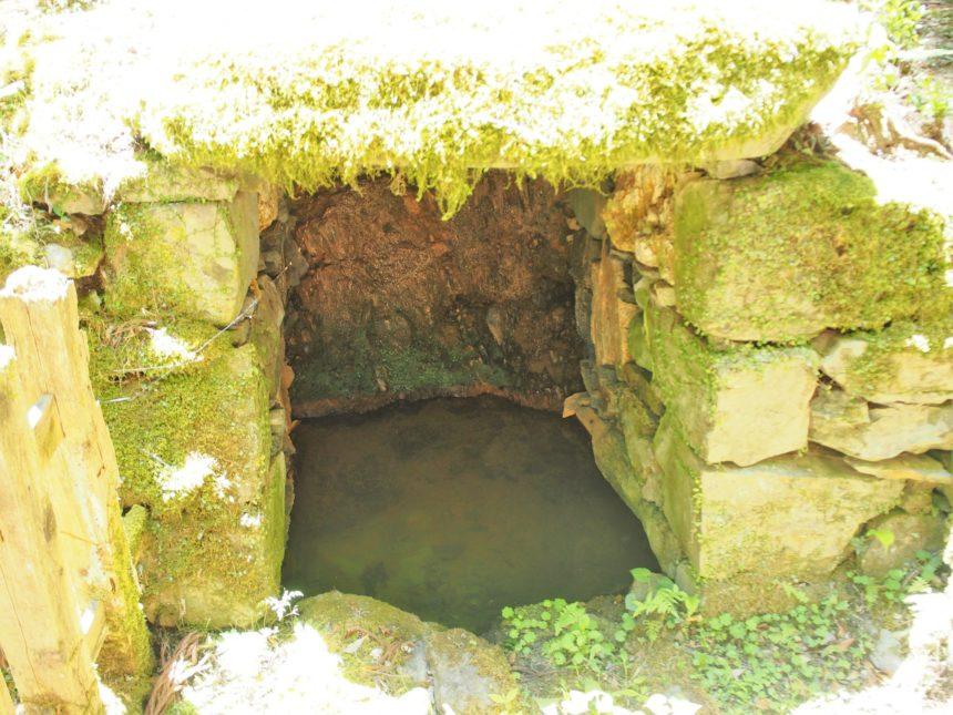 空海が掘ったとされる井戸