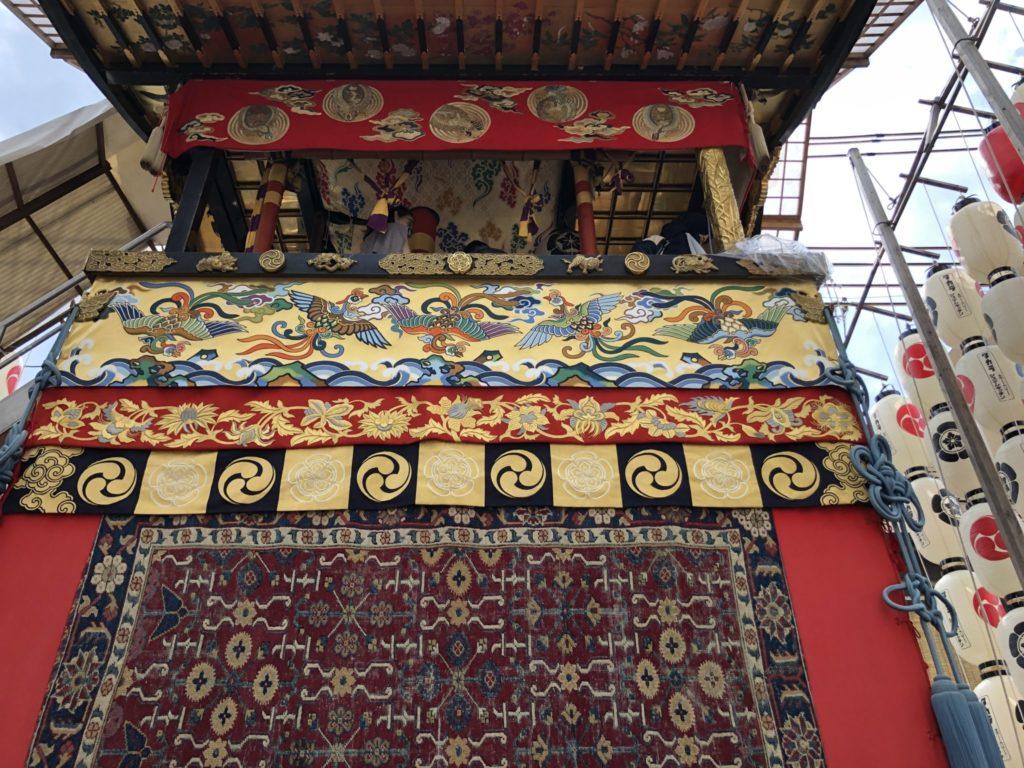 岩戸山の懸装品