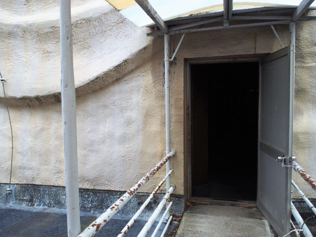 霊山観音さまの胎内への入口