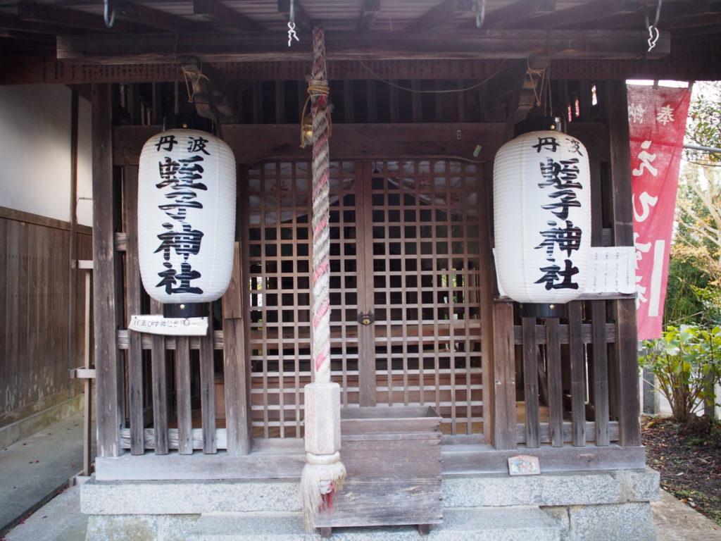 稗田野神社のゑびす神社