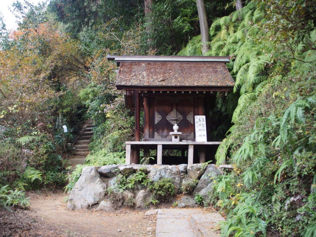 多賀神社、春日神社