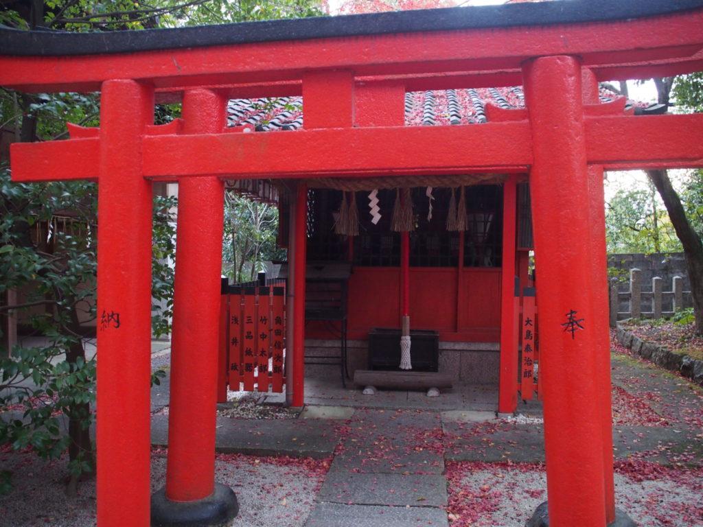 宮繁稲荷神社