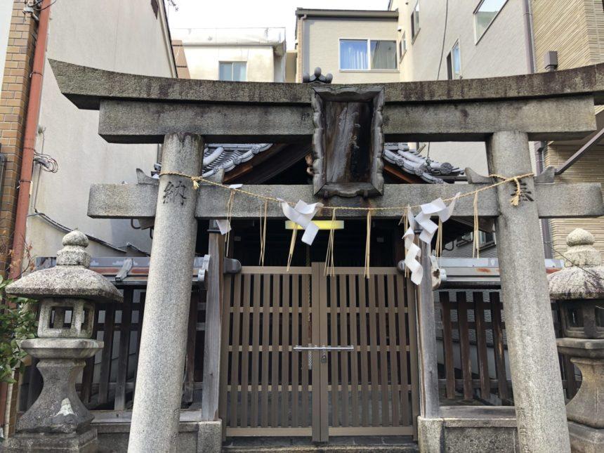 北菅大臣神社「紅梅殿」