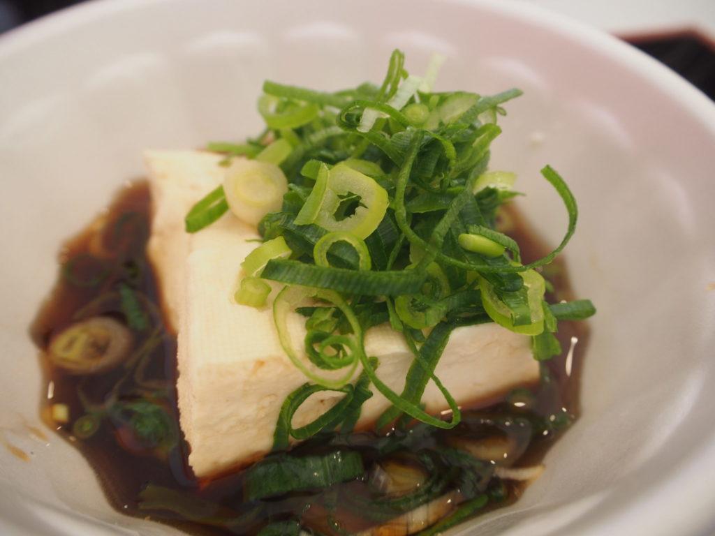 「順正」の湯豆腐