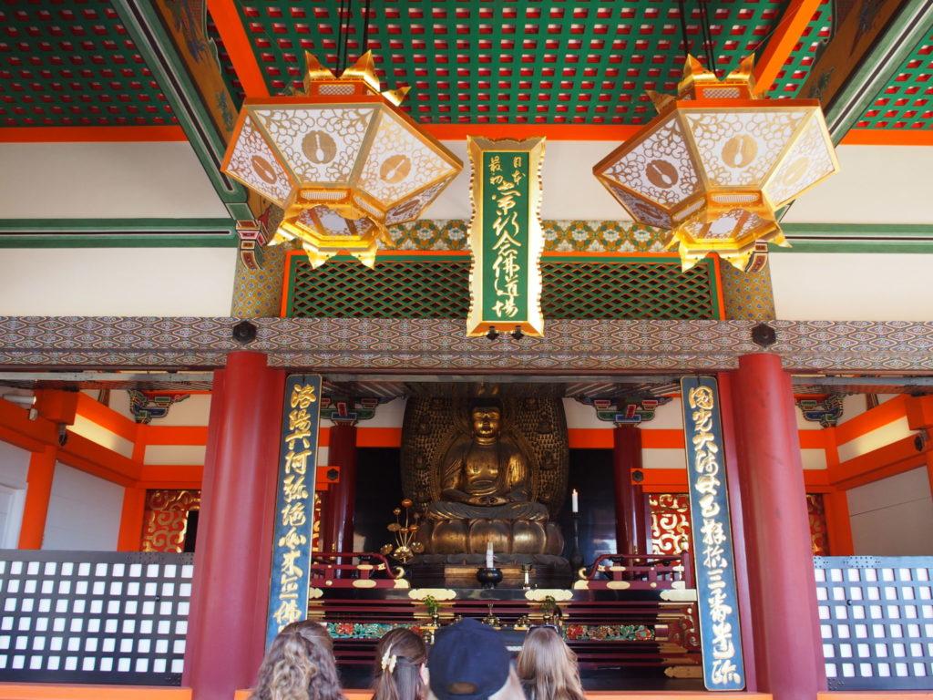 清水寺の阿弥陀堂(重要文化財)