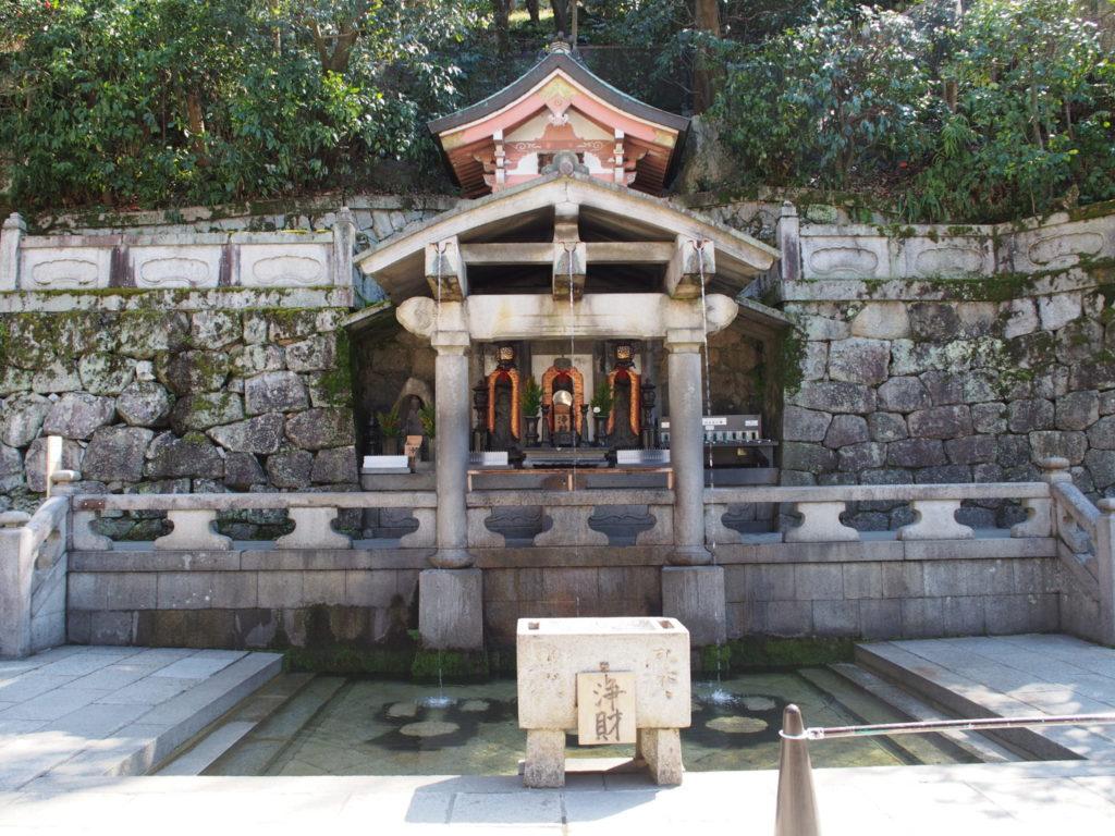 清水寺の音羽の瀧