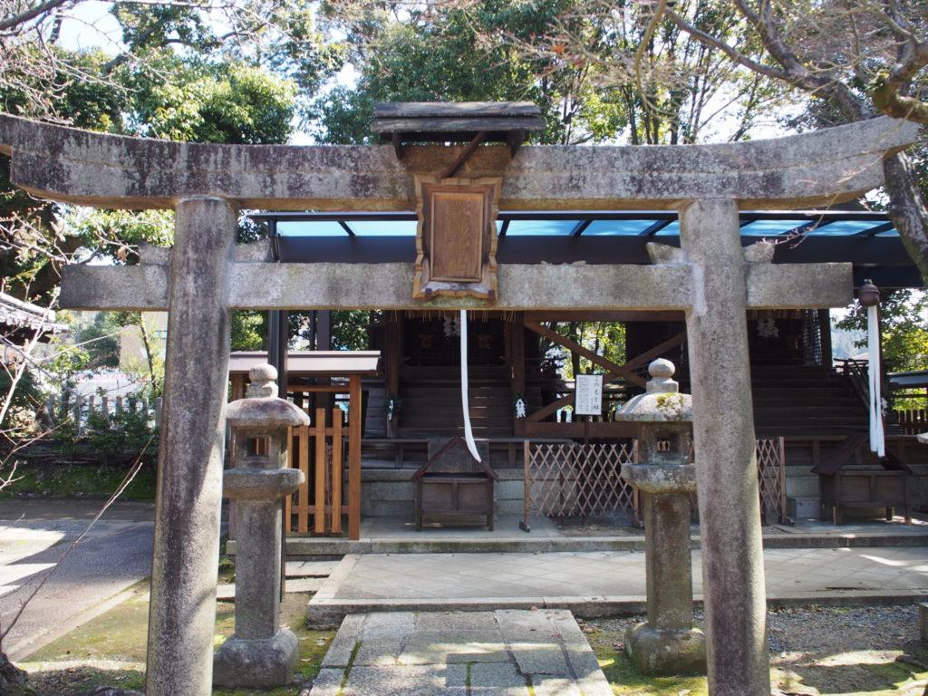 豊国神社(樹下社)