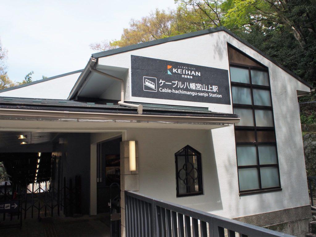 八幡宮山上駅