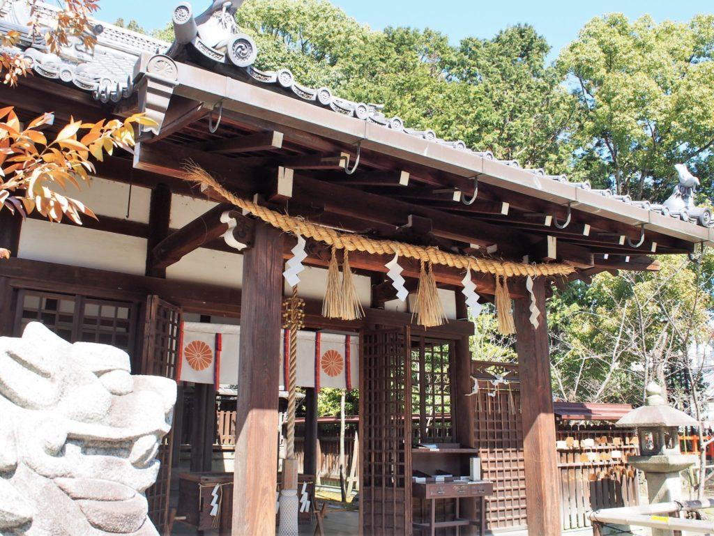 新熊野神社は京都三熊野のひとつ