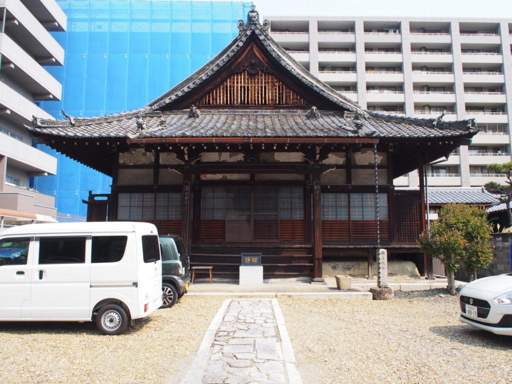 法雲寺のご本堂