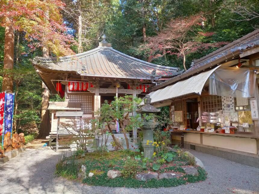 赤山禅院の「福禄寿殿」