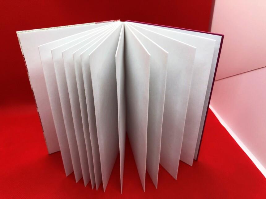 御朱印帳のページ数は一般的に48ページ
