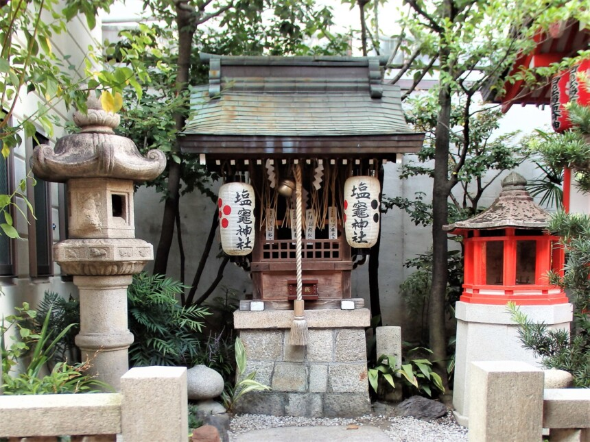 塩竈神社(しおがまじんじゃ)
