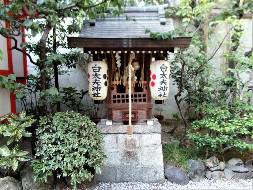 白太夫神社(しらだゆうじんじゃ)